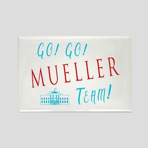Go Go Mueller Team Magnets