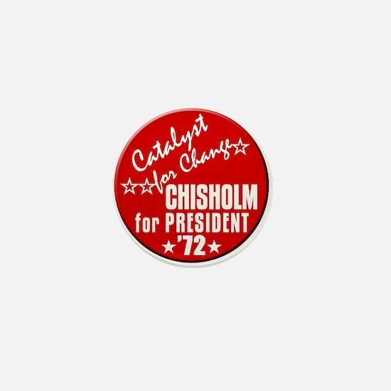 Chisholm Mini Button