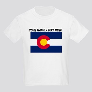 Custom Colorado State Flag T-Shirt