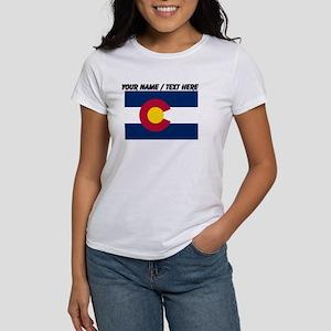 Custom Colorado State Flag T-Shirt
