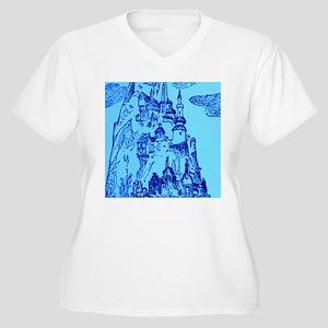 Fantasy Land Plus Size T-Shirt