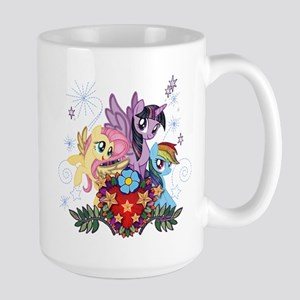 MLP Heart And Sparkles Mugs