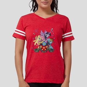 MLP Heart And Sparkles Womens Football Shirt