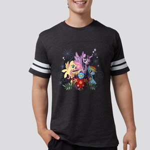 MLP Heart And Sparkles Mens Football Shirt
