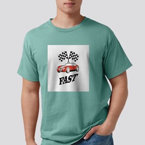 fast and faster Mens Comfort Colors Shirt