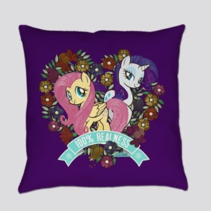 MLP 100% Realness Everyday Pillow