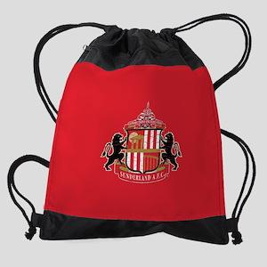 Vintage Sunderland AFC Crest Full B Drawstring Bag