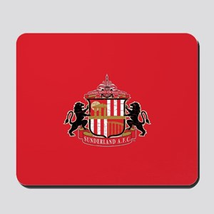 Vintage Sunderland AFC Crest Full Bleed Mousepad