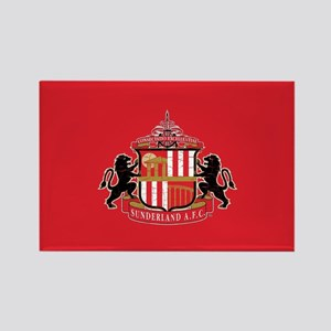 Vintage Sunderland AFC Crest Full Rectangle Magnet