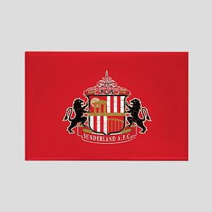 Vintage Sunderland AFC Crest Full Rectangle Magnet