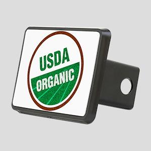 USDA Organic Rectangular Hitch Cover