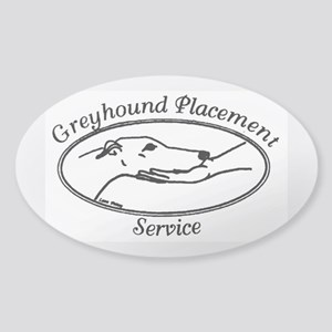 Greyhound Placement Service of NH Sticker