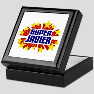 Javier the Super Hero Keepsake Box