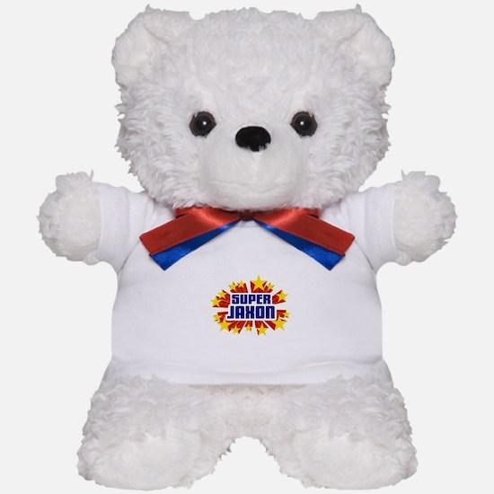 Jaxon the Super Hero Teddy Bear