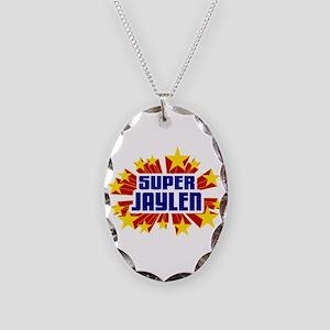 Jaylen the Super Hero Necklace