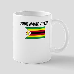 Custom Zimbabwe Flag Mug