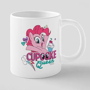 MLP Cupcake Queen Mugs