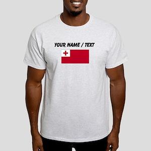 Custom Tonga Flag T-Shirt