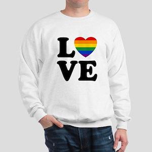 Gay Love Sweatshirt