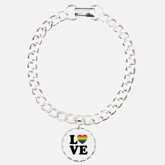 Gay Love Bracelet
