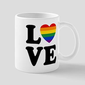 Gay Love Mug