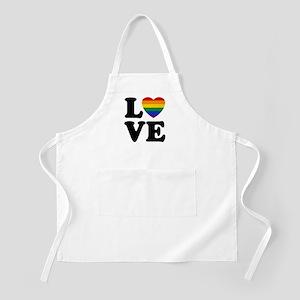 Gay Love Apron