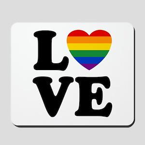Gay Love Mousepad