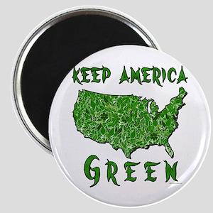 Keep America Green Magnet