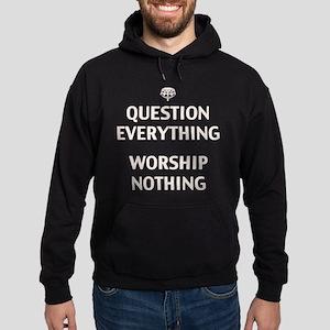 Question Everything Hoodie (dark)