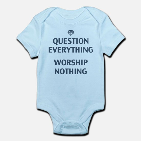 Question Everything Infant Bodysuit