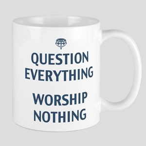 Question Everything Mug