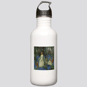 The Fairy in the Wood Stainless Water Bottle 1.0L