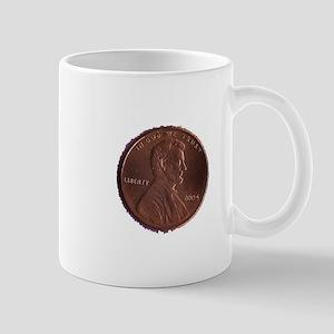 Lucky Penny Mug
