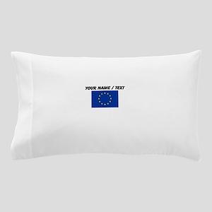 Custom European Union Flag Pillow Case