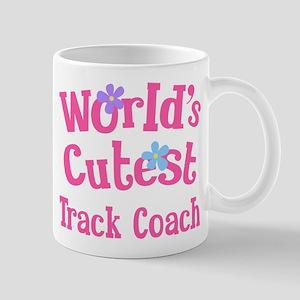 Worlds Cutest Track Coach Mug