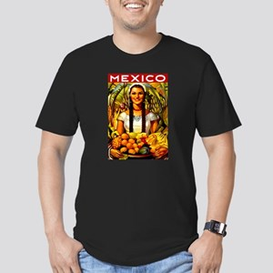 Vintage Mexico Fruit Travel T-Shirt
