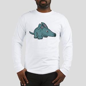 Funky Aardvark Long Sleeve T-Shirt