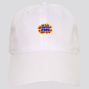 Jerry the Super Hero Baseball Cap