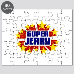 Jerry the Super Hero Puzzle