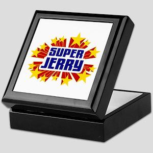 Jerry the Super Hero Keepsake Box