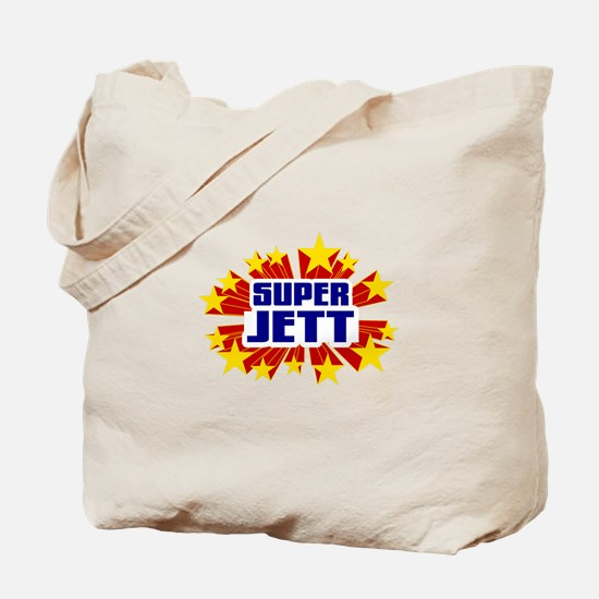 Jett the Super Hero Tote Bag