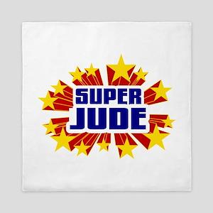 Jude the Super Hero Queen Duvet