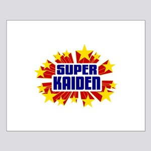 Kaiden the Super Hero Posters