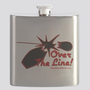 OVER THE LINE Flask