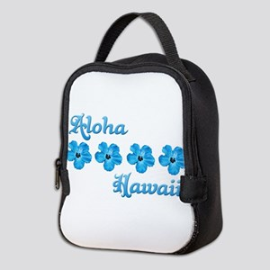 Aloha Hawaii Neoprene Lunch Bag