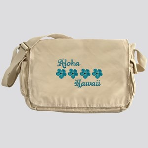 Aloha Hawaii Messenger Bag