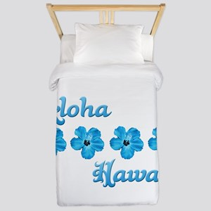 Aloha Hawaii Twin Duvet