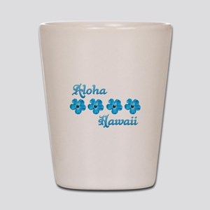 Aloha Hawaii Shot Glass