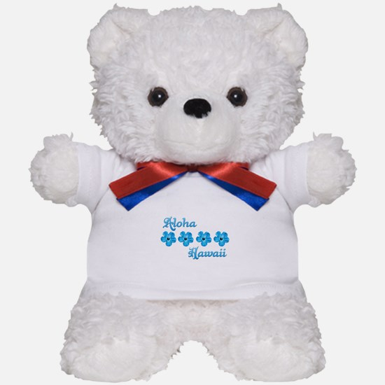 Aloha Hawaii Teddy Bear