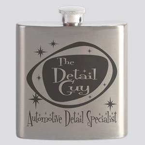 The Detail Guy Flask